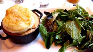 Lobster Bisque Pot Pie at Atwood in Chicago. A foodie wet dream.